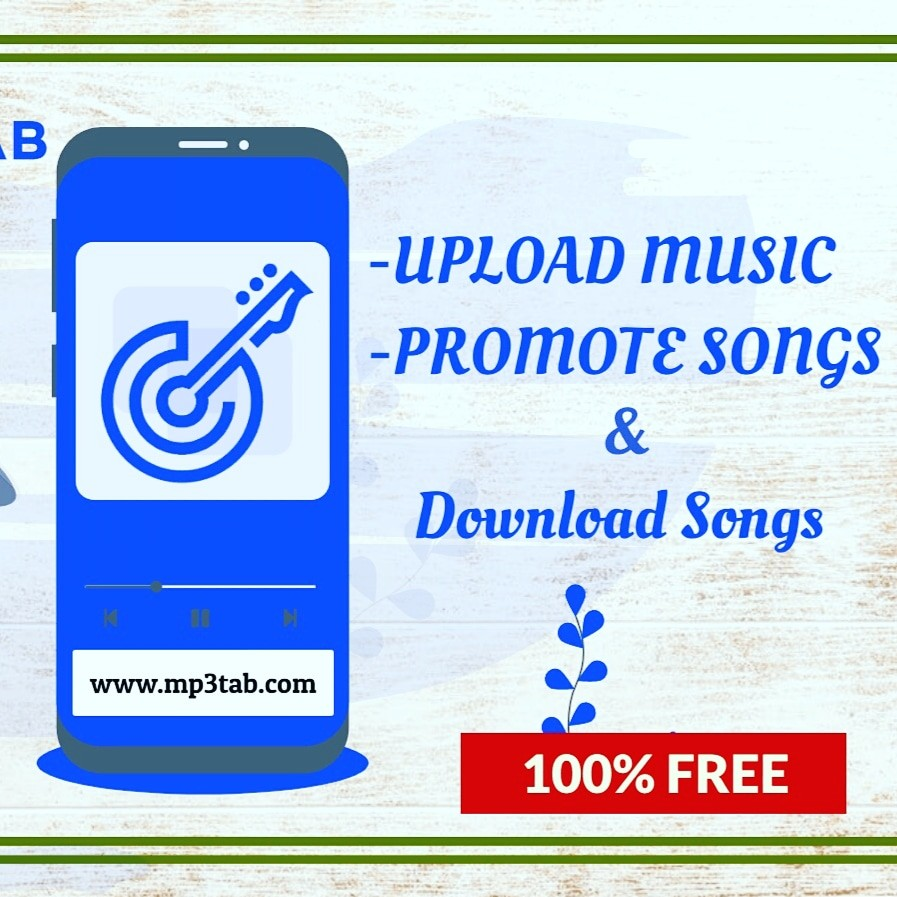 Upload your musics online